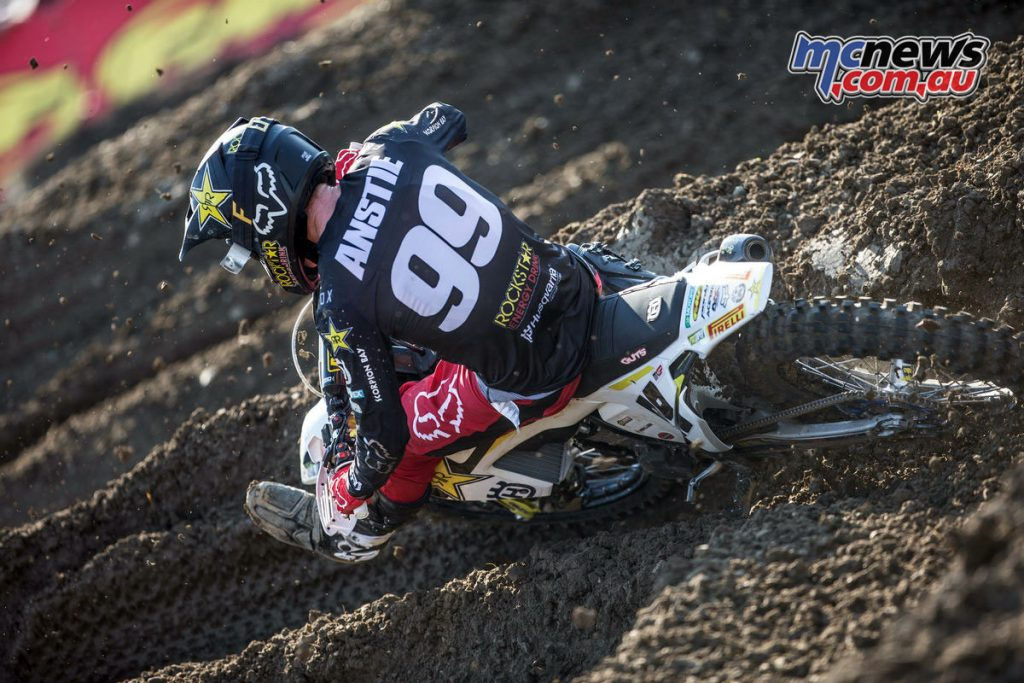 MXGP Rnd Switzerland Anstie