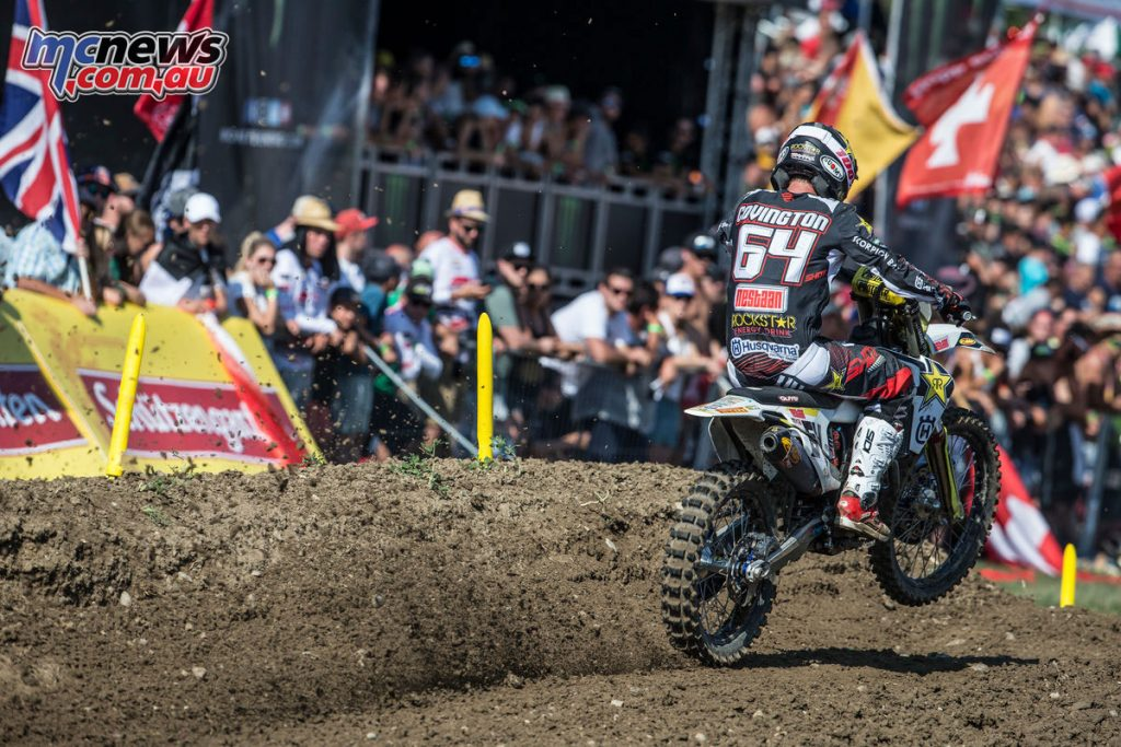MXGP Rnd Switzerland Covington