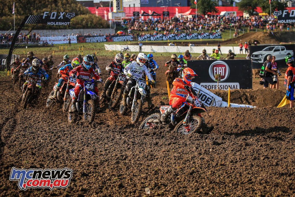 MXGP Rnd Switzerland EMX Start