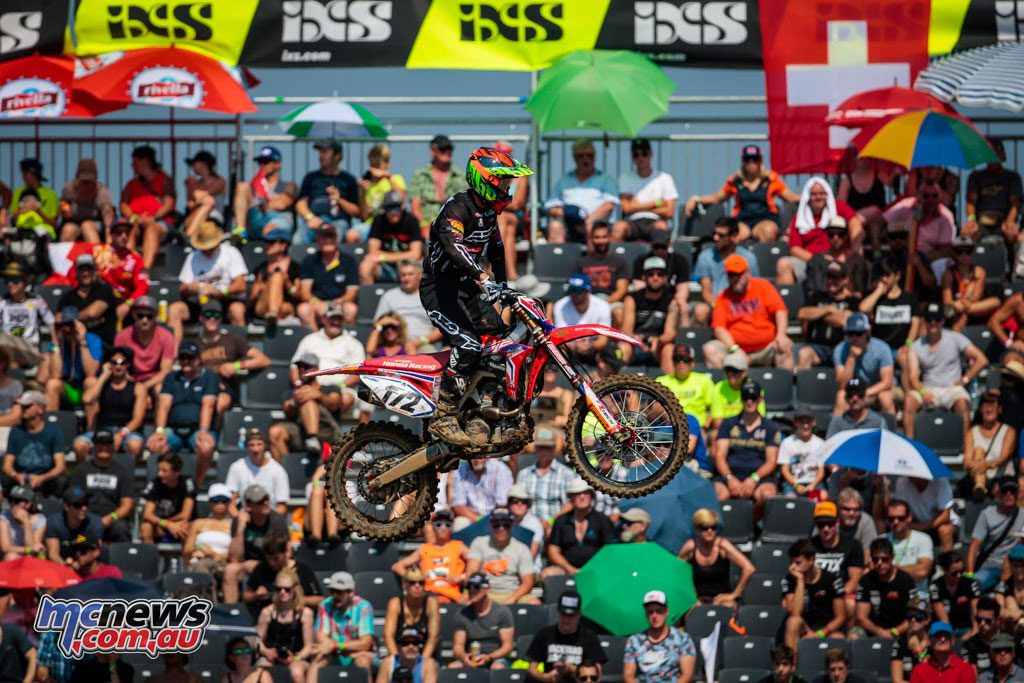 MXGP Rnd Switzerland EMX Mathys Boisrame