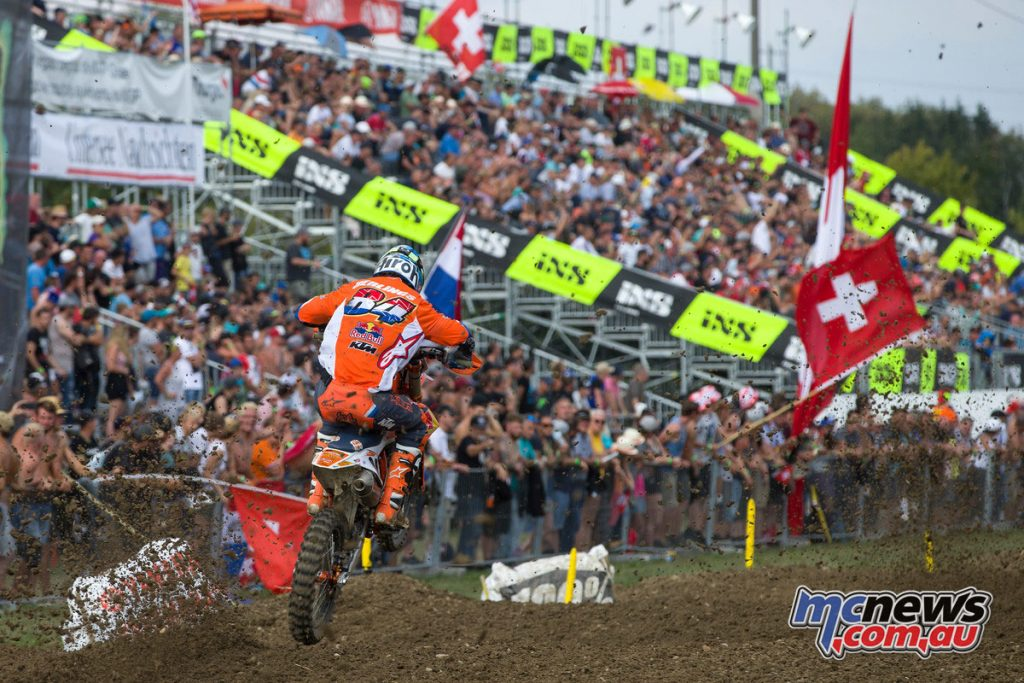 MXGP Rnd Switzerland Jeffrey Herlings