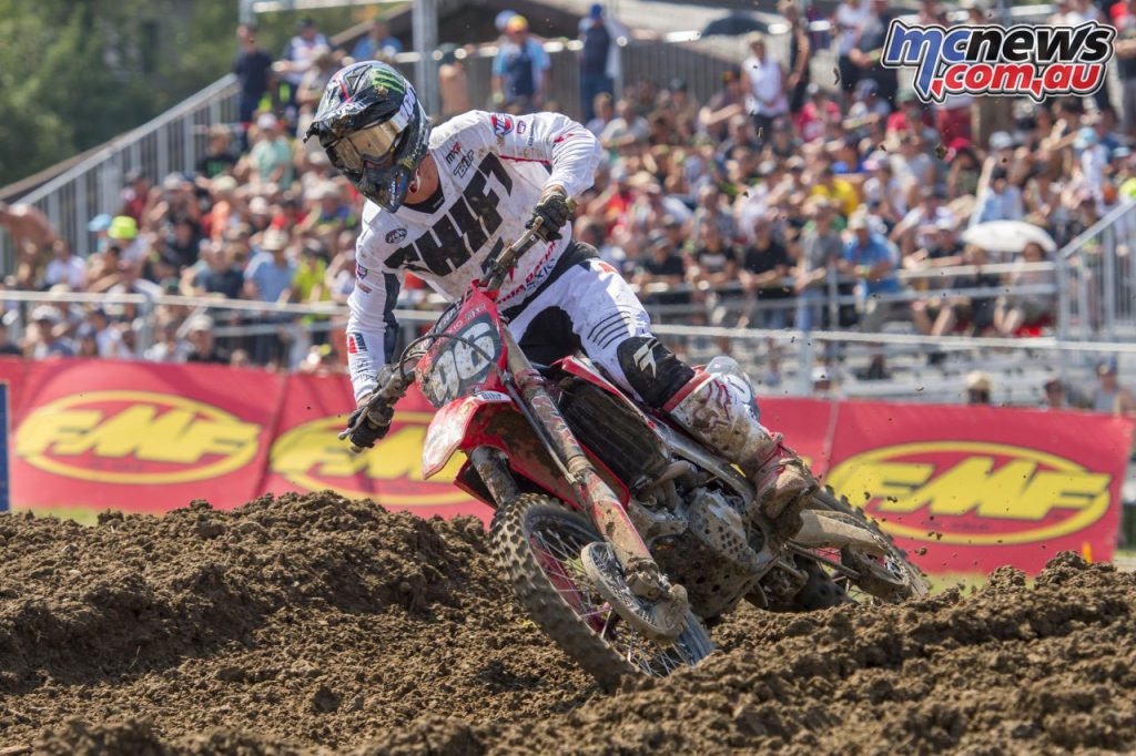 MXGP Rnd Switzerland Lawrence