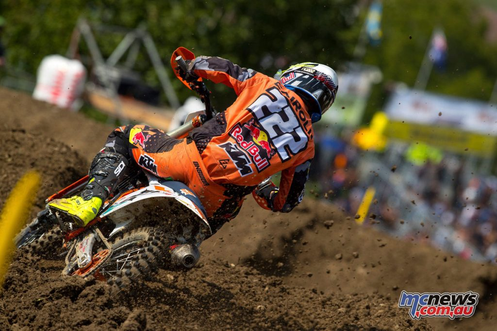 MXGP Rnd Switzerland Tony Cairoli