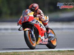 MotoGP Brno Test Aug marc marquez