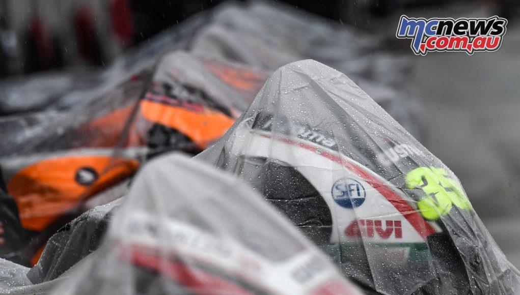 MotoGP Silverstone Cancelled F