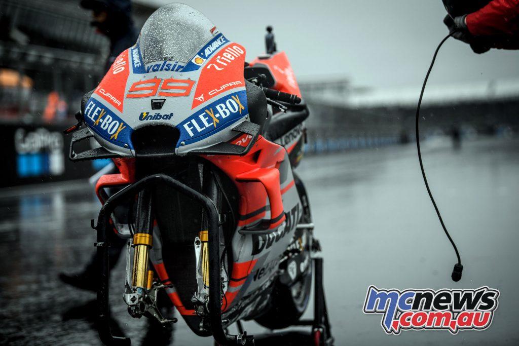 MotoGP Silverstone Cancelled