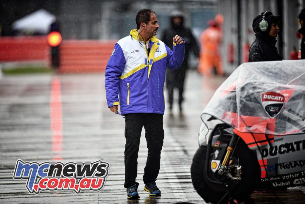 MotoGP Silverstone Cancelled