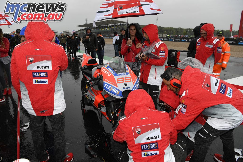 MotoGP Silverstone Cancelled Lorenzo TIN