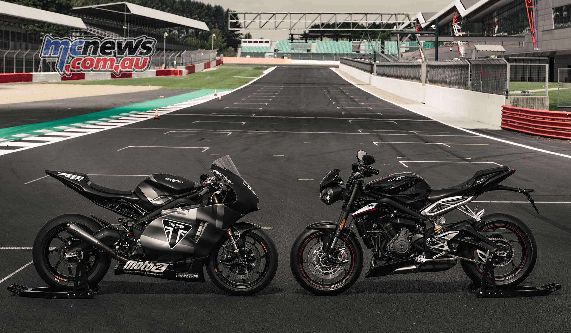 2d0c92aa7ab Triumph sportsbike spin-off from their Moto2 engine project ...
