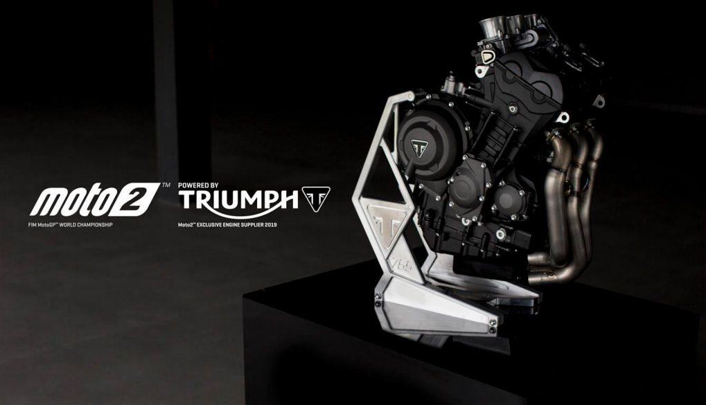 Triumph Moto Logo