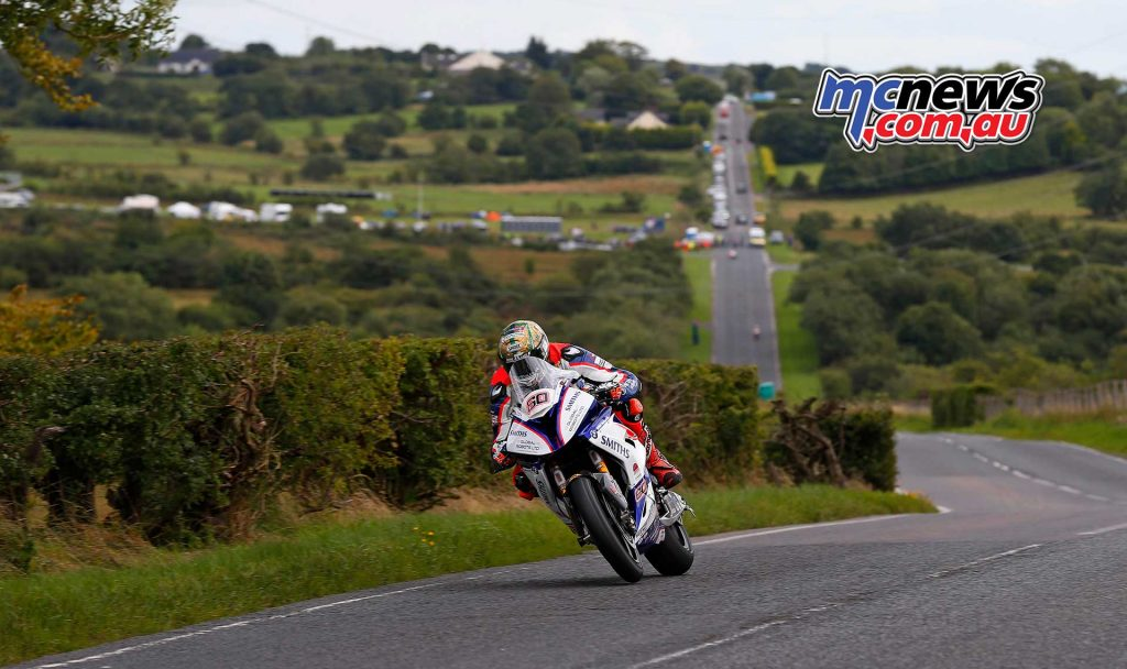 Ulster Grand Prix Peter Hickman