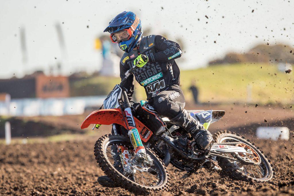 WJMX Horsham Australia Blake Fox