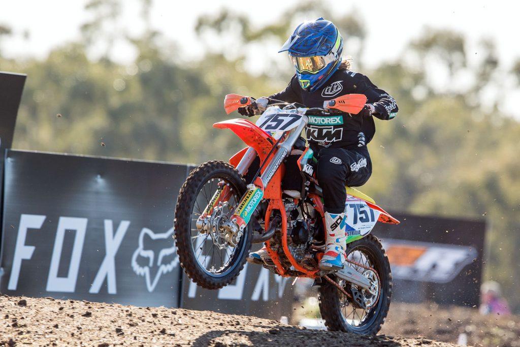 WJMX Horsham Australia Jett Burgess Stevens