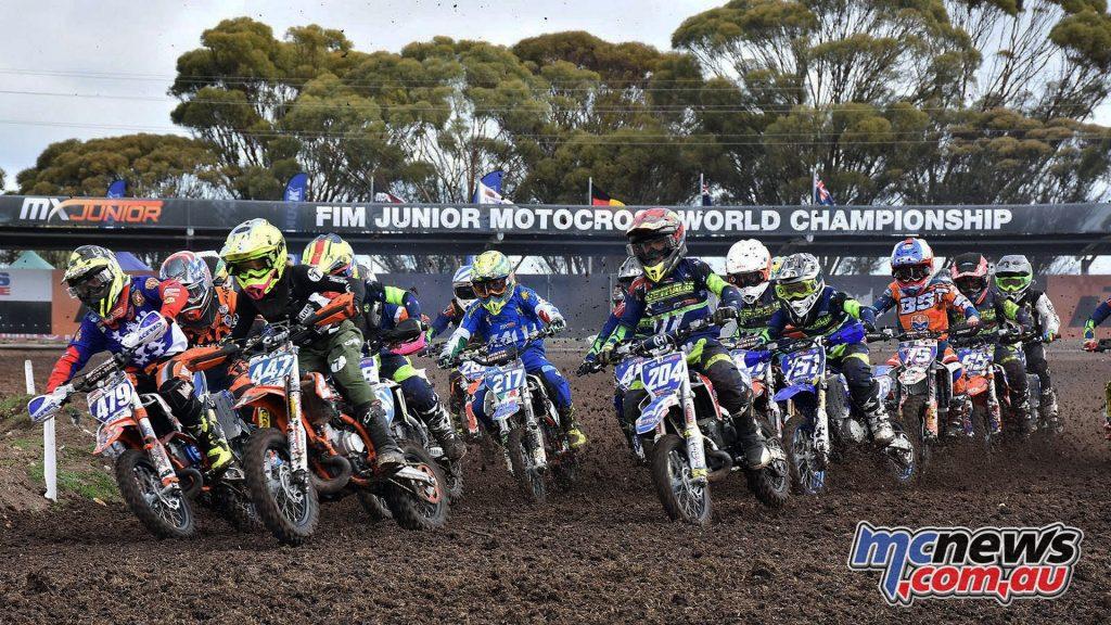 WJMX Horsham Australia MX Start