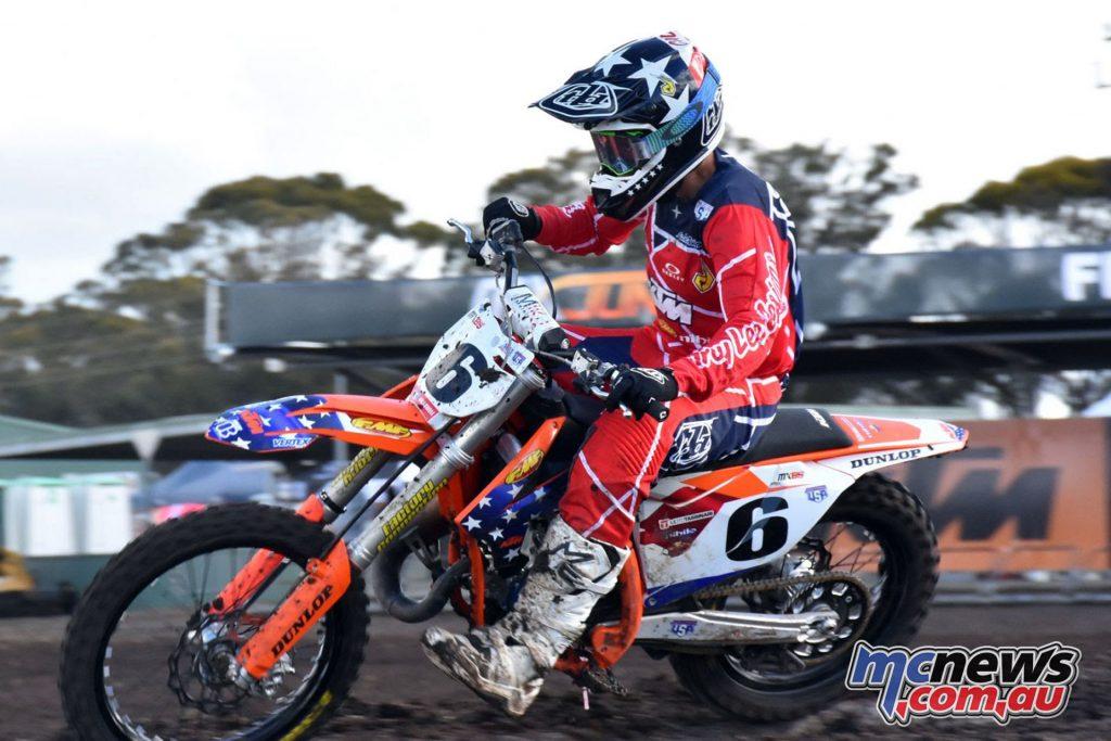 WJMX Horsham Australia MX Caden Braswell