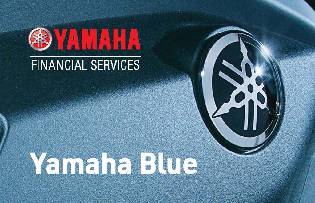 Yamaha Fun Bike Set for Summer Sale YMF Blue Card