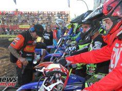 Australian SX Rnd Jimboomba Start Gates