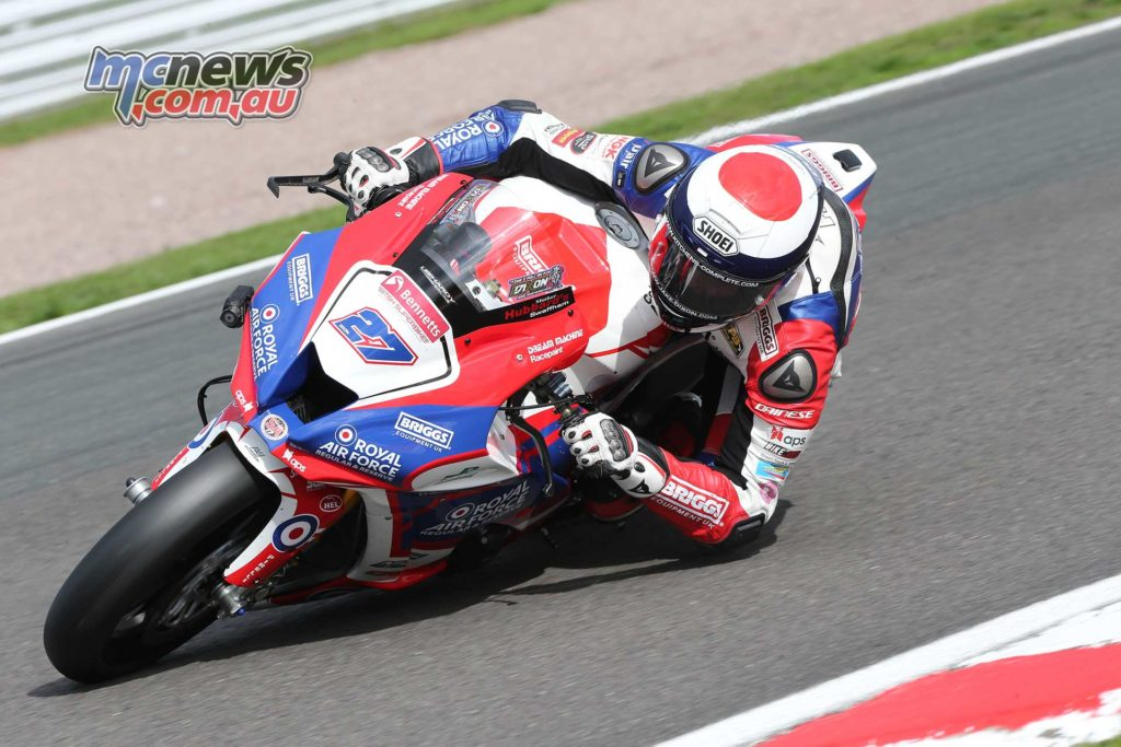 BSB Showdown Oulton Park Superbike Jake Dixon ImageDyeomans