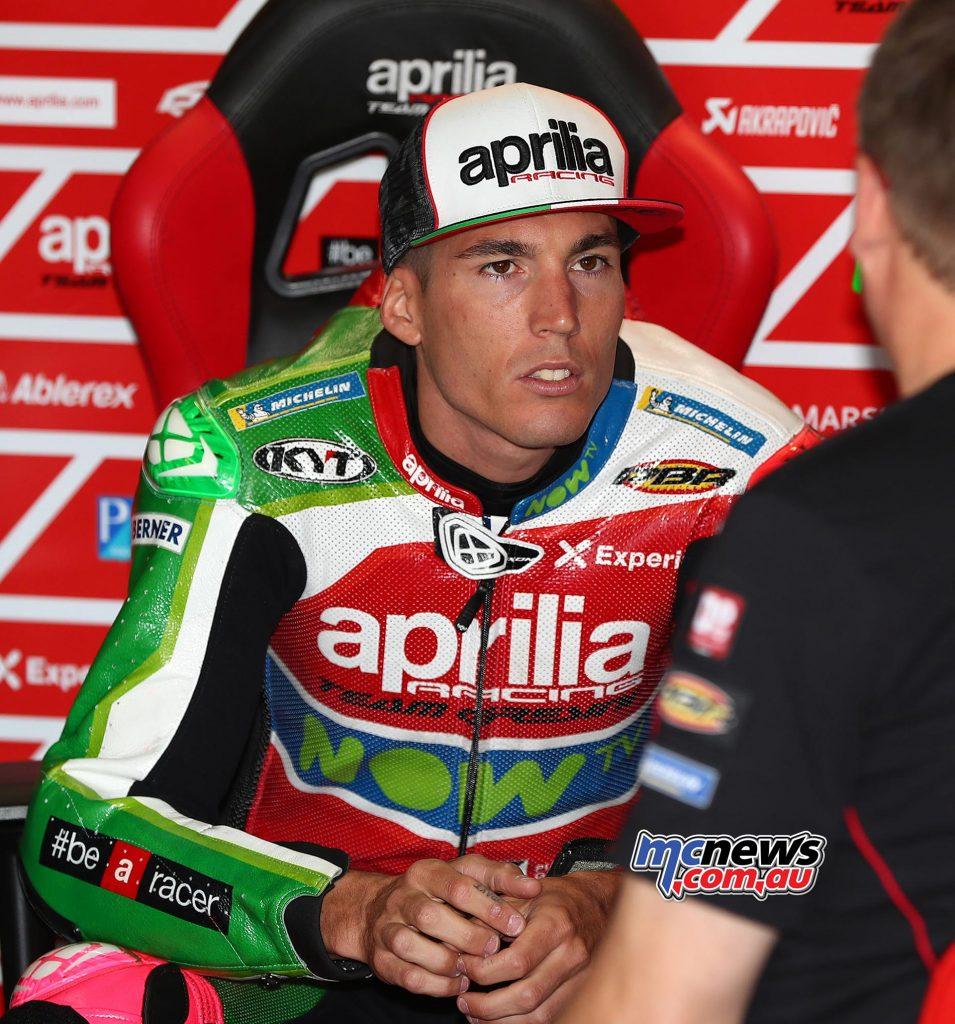 MotoGP Aragon Espargaro Aleix GP AN