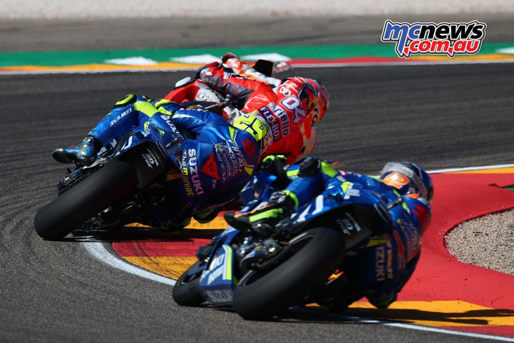 MotoGP Aragon Iannone GP AN