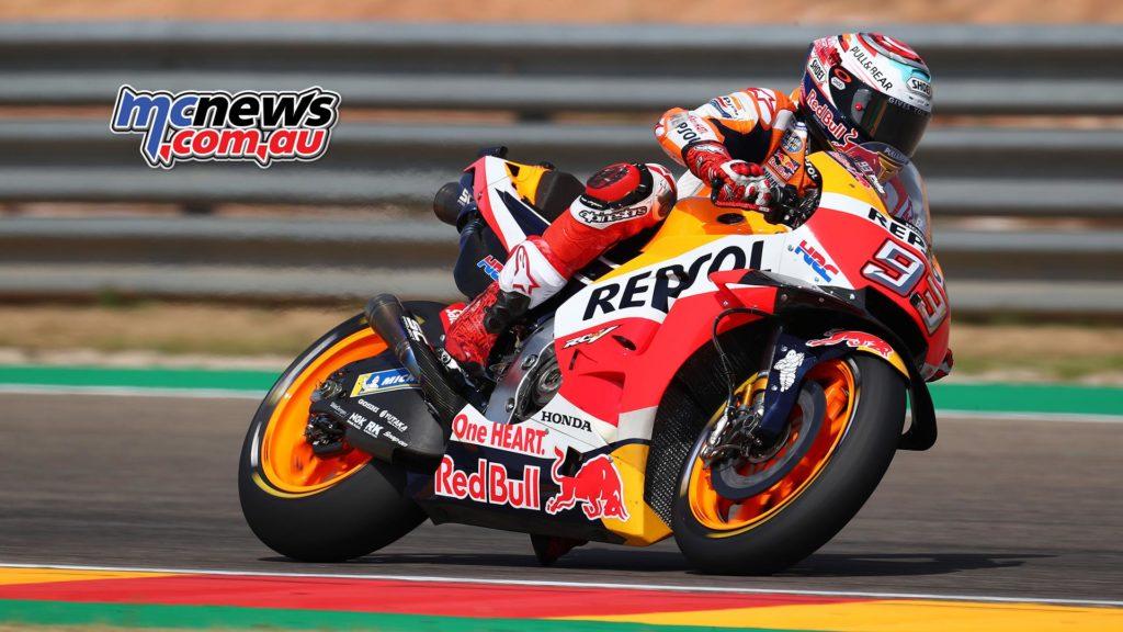 MotoGP Aragon Marquez GP AN