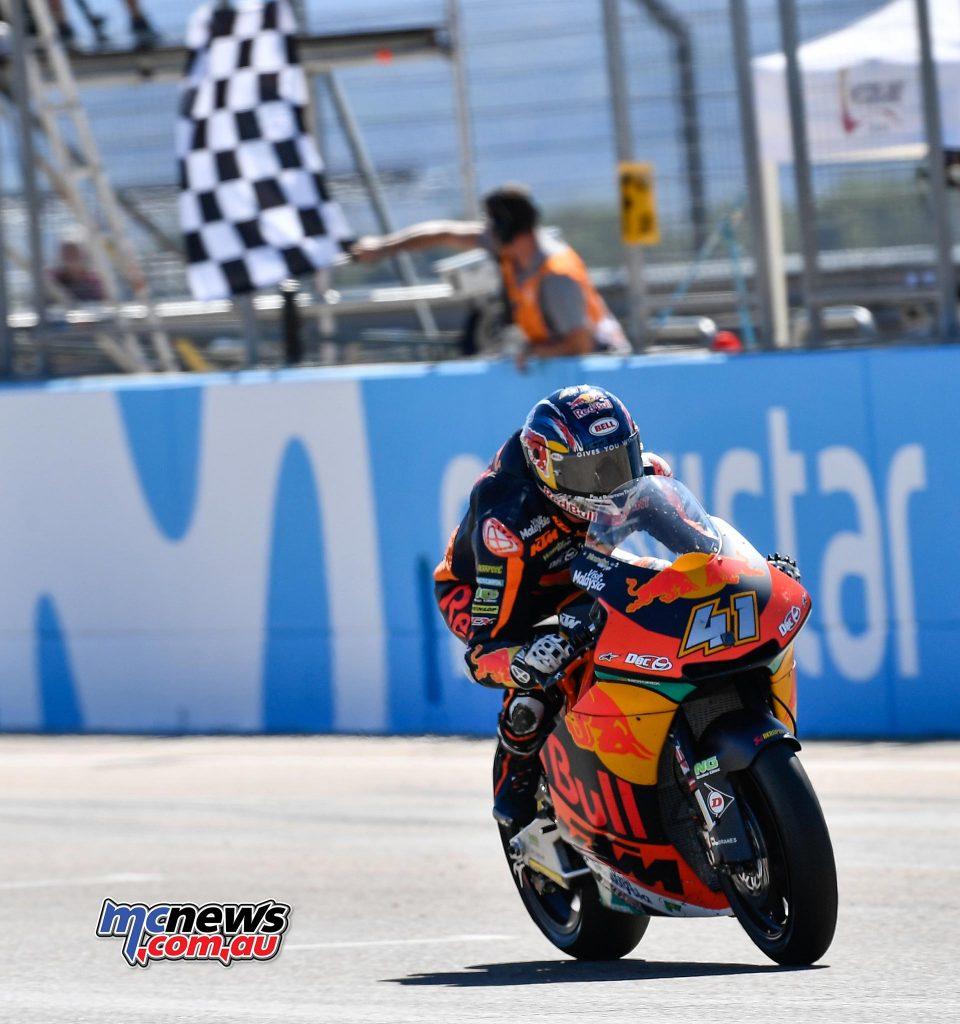 MotoGP Aragon Moto Brad Binder