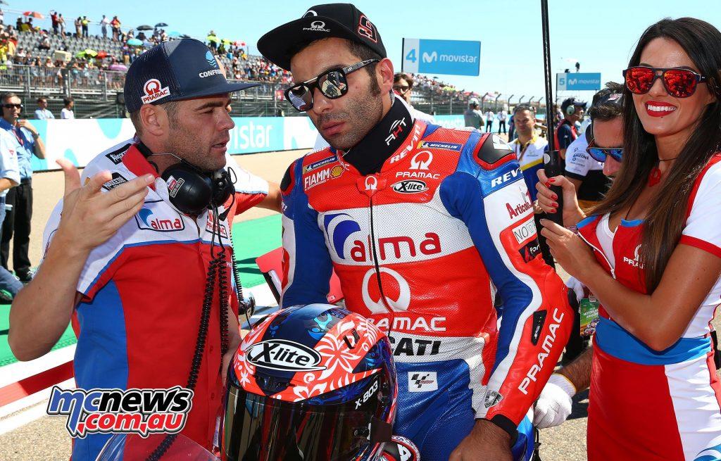 MotoGP Aragon Petrucci GP AN