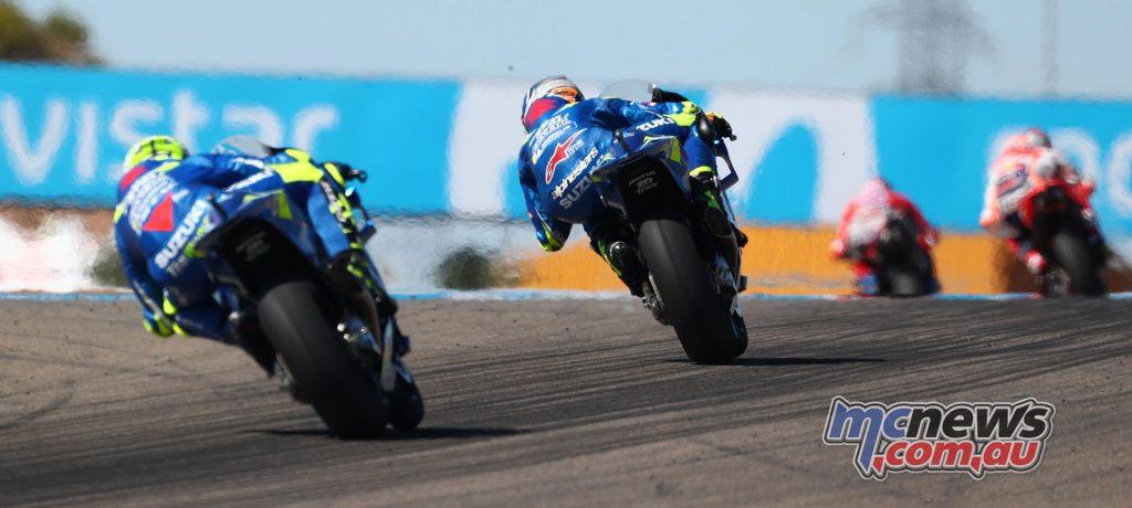 MotoGP Aragon Rins GP AN