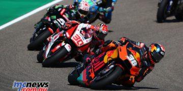 MotoGP Aragon Smith GP AN Cover