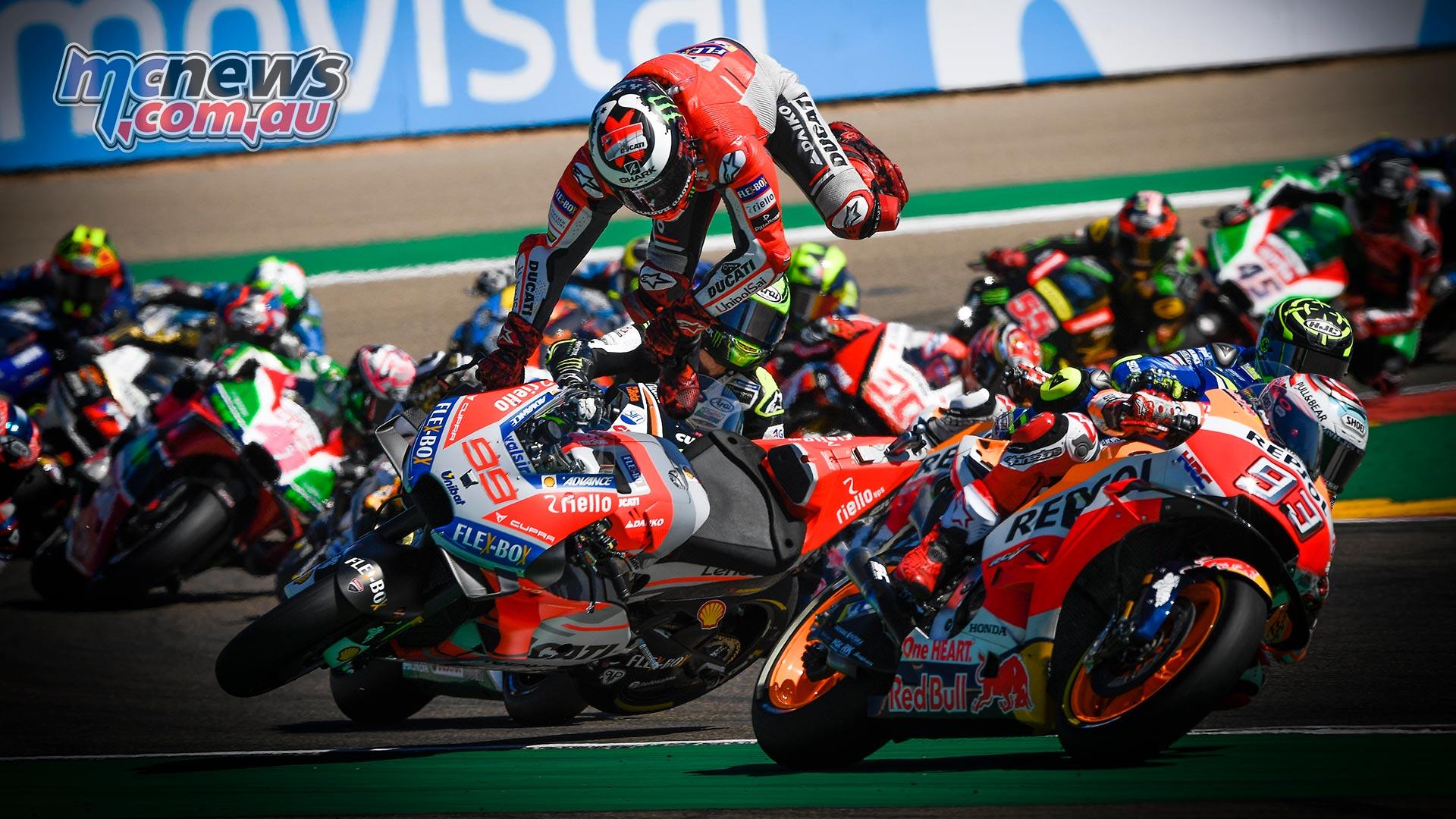 Moto Gp Aragon