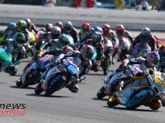 MotoGP Misano Moto start GP AN Cover