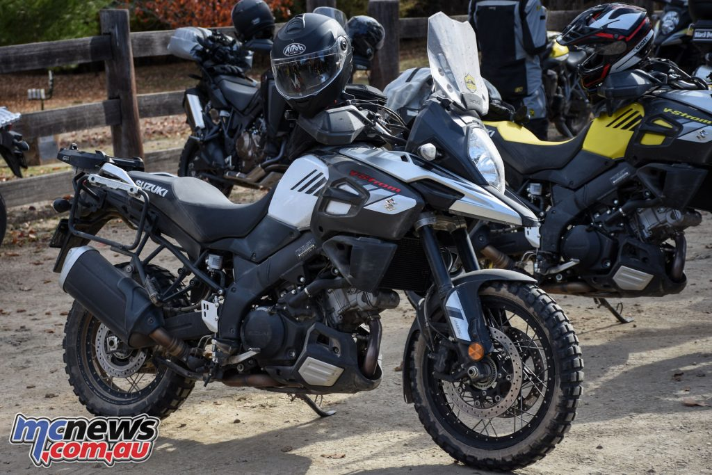 Suzuki Adventure Ride