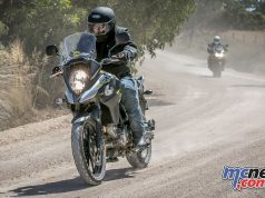 Suzuki Adventure Ride SA
