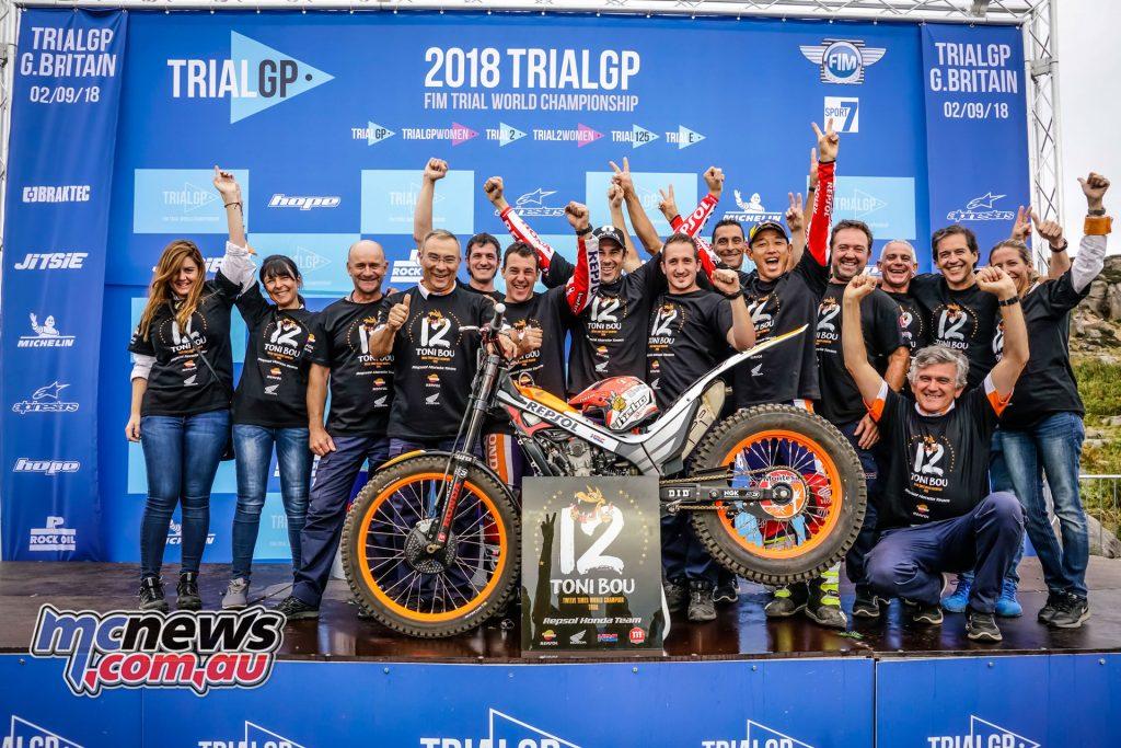 TrialGP Champion Toni Bou