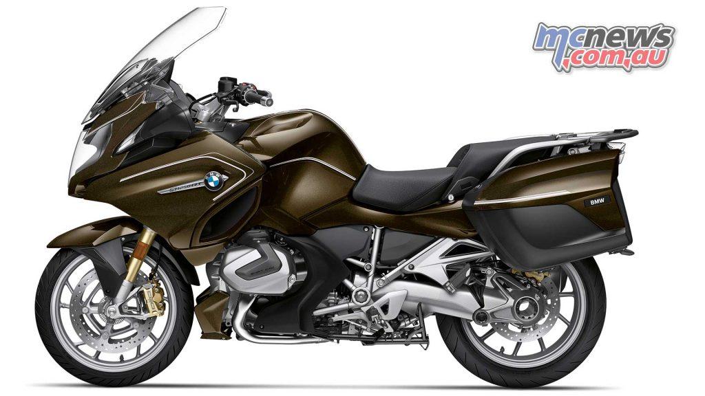 BMW R RT Options