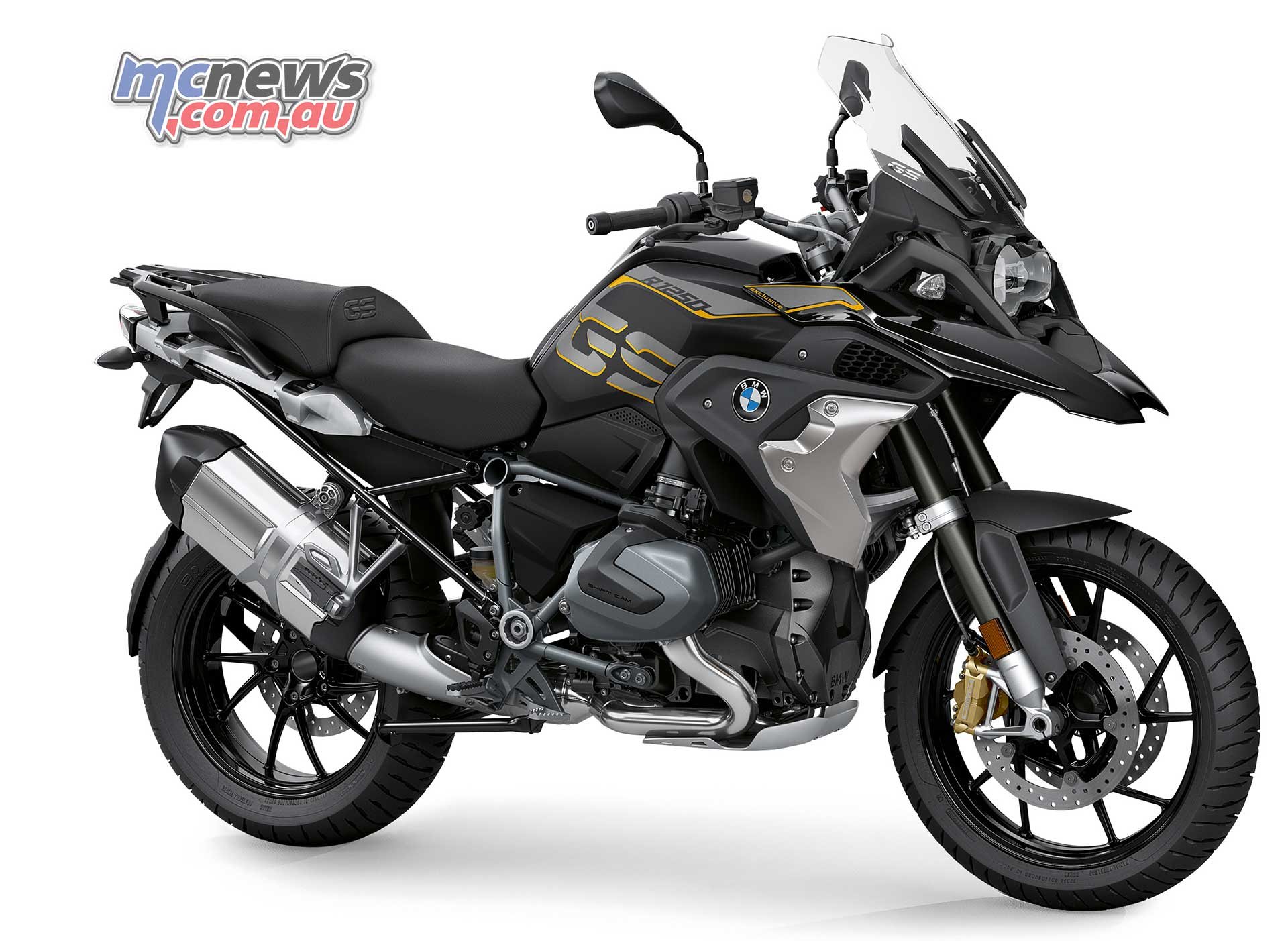 2019 bmw r 1250 gs more grunt and more tech. Black Bedroom Furniture Sets. Home Design Ideas