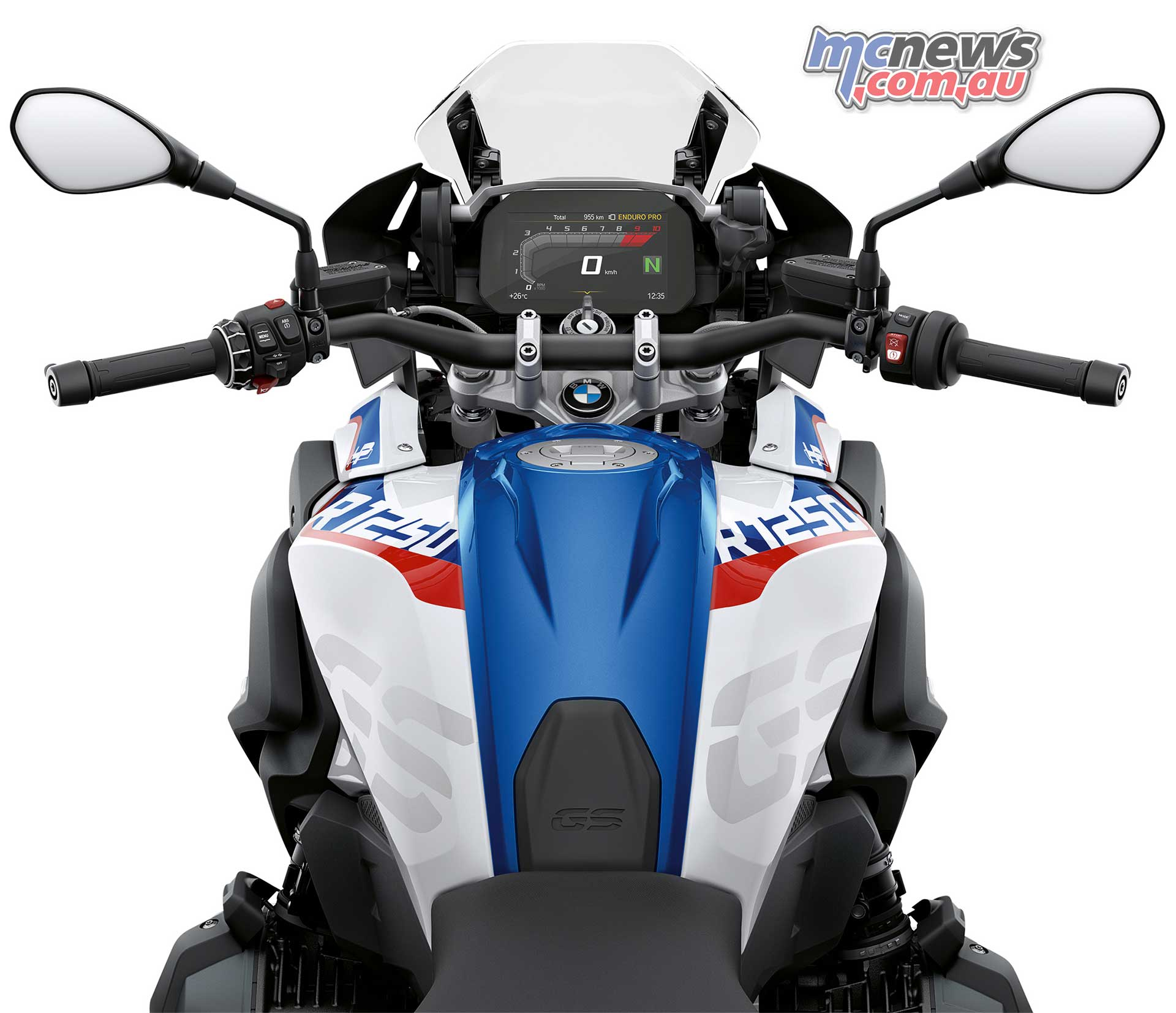 Astonishing 2019 Bmw R 1250 Gs More Grunt And More Tech Mcnews Com Au Ocoug Best Dining Table And Chair Ideas Images Ocougorg