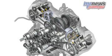 BMW RGS RT Technical Head