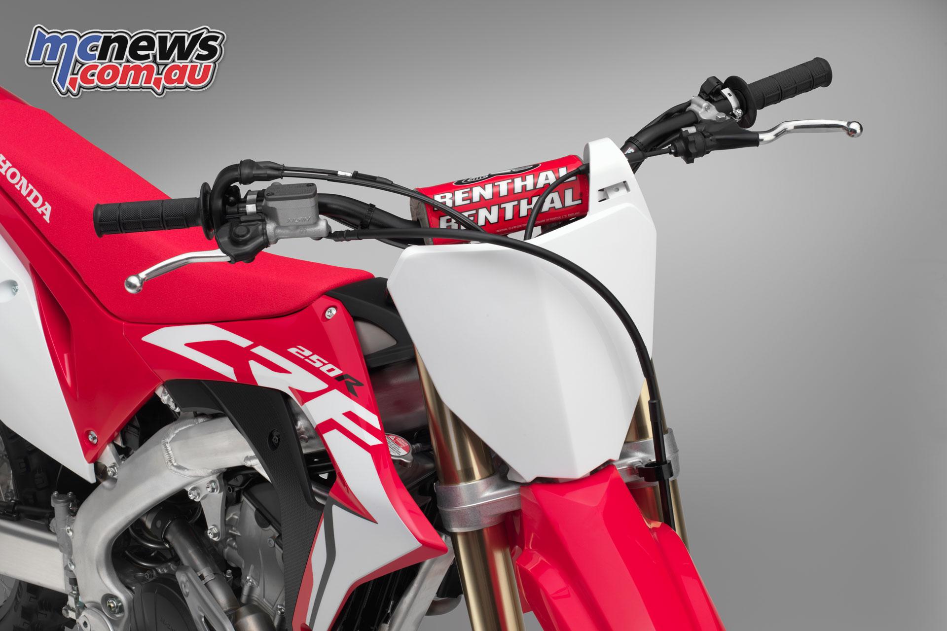 2019 Honda CRF motocrossers land in dealers   MCNews com au