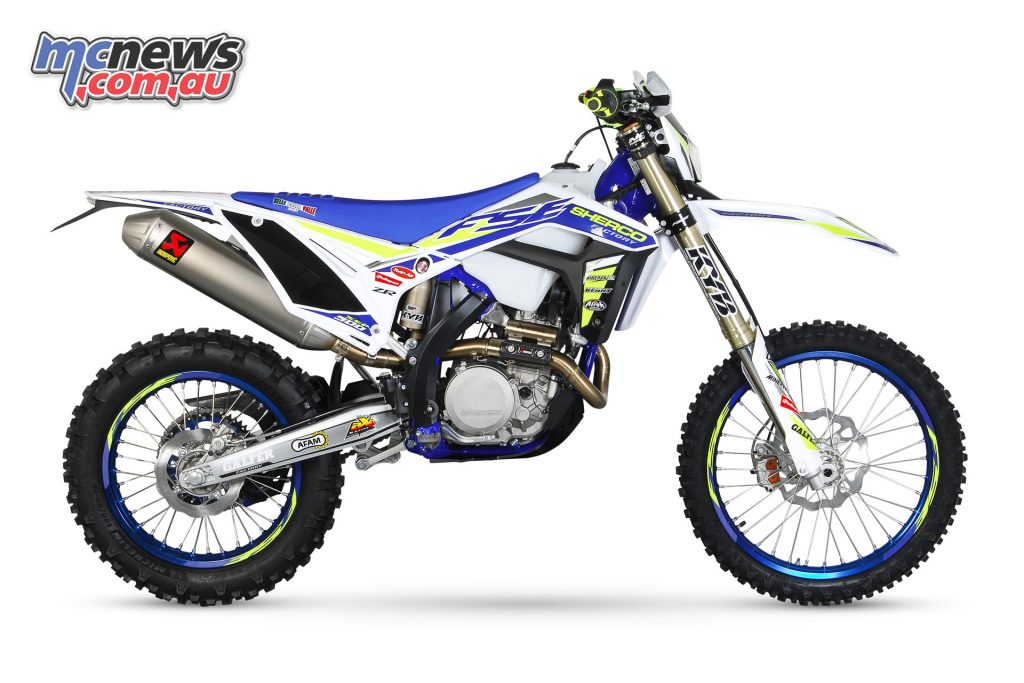 Sherco SEF Factory edition