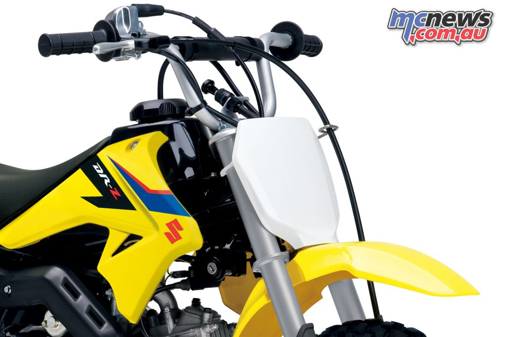 Suzuki DR Z Junior Dirt Bike