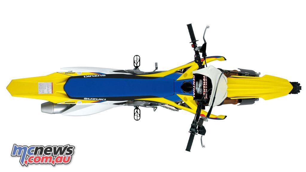 Suzuki RM ZL