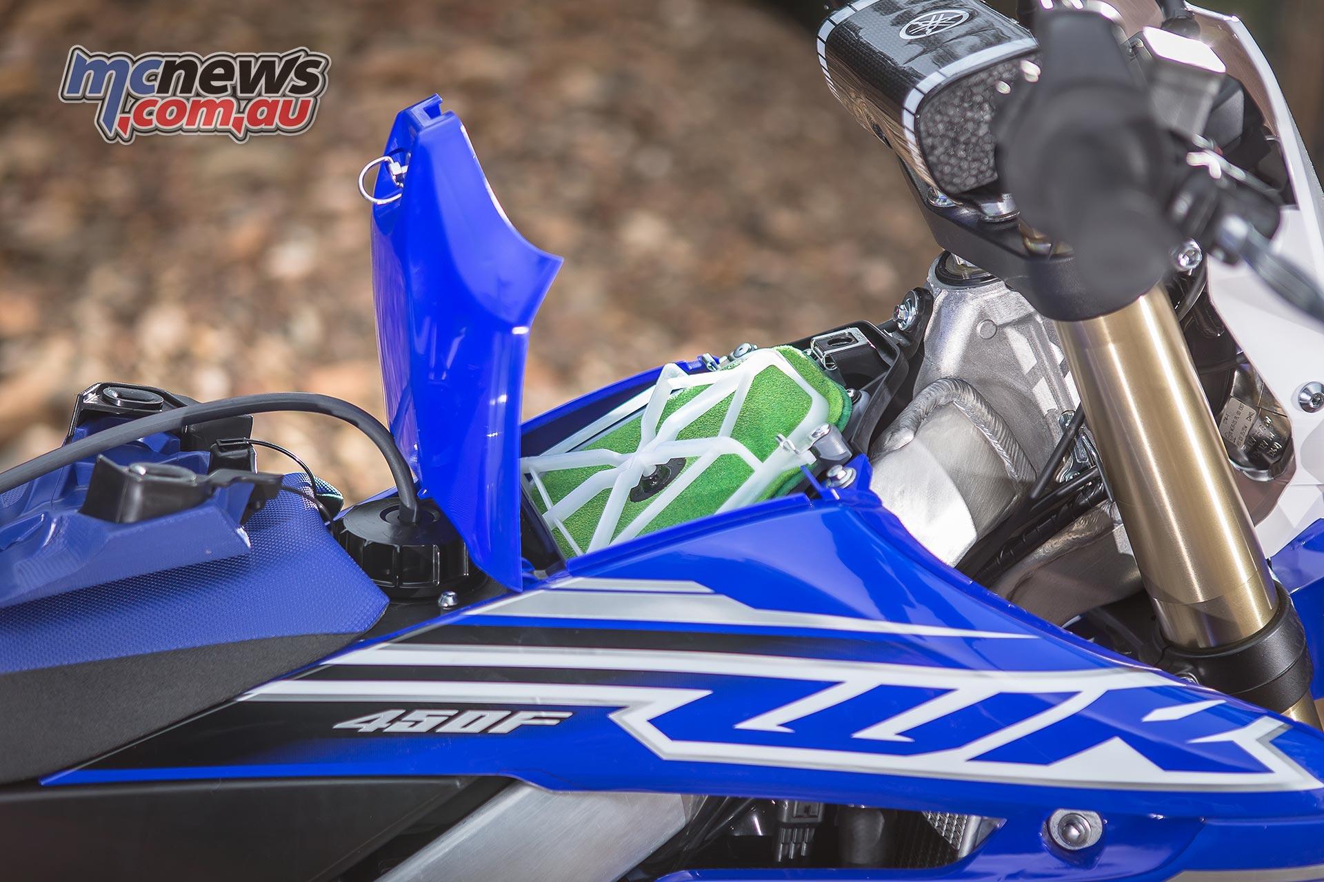2019 Yamaha WR450F   Big changes for 2019 WR450F   MCNews com au