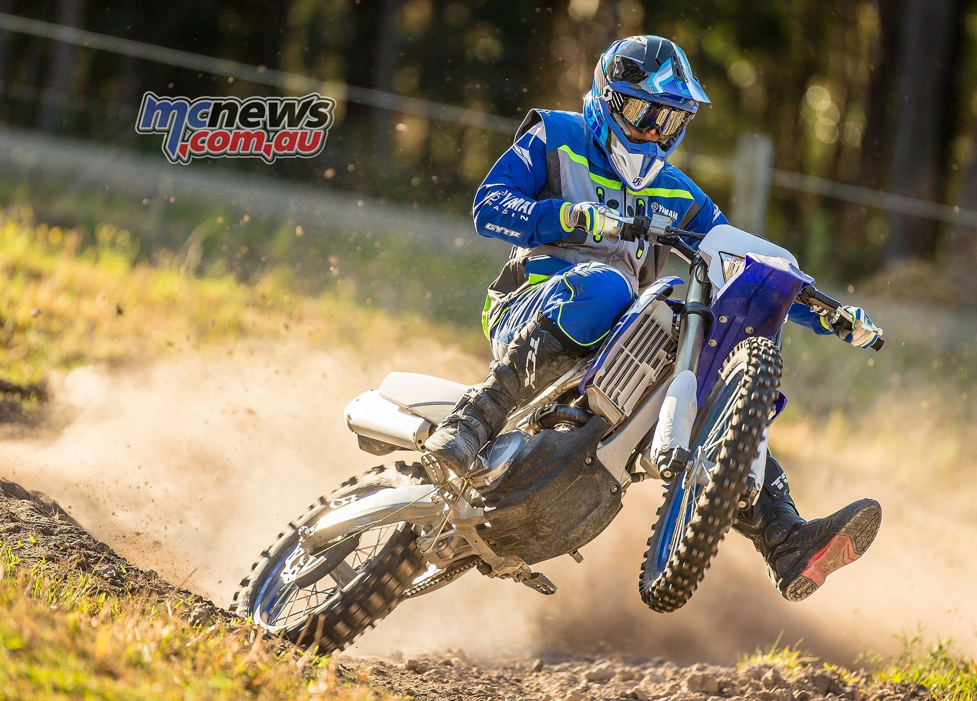 2019 Yamaha WR450F | Big changes for 2019 WR450F | MCNews com au