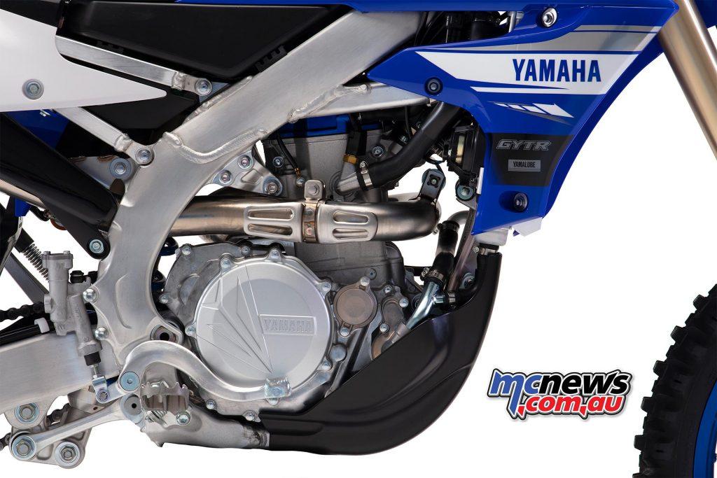 Yamaha WRF