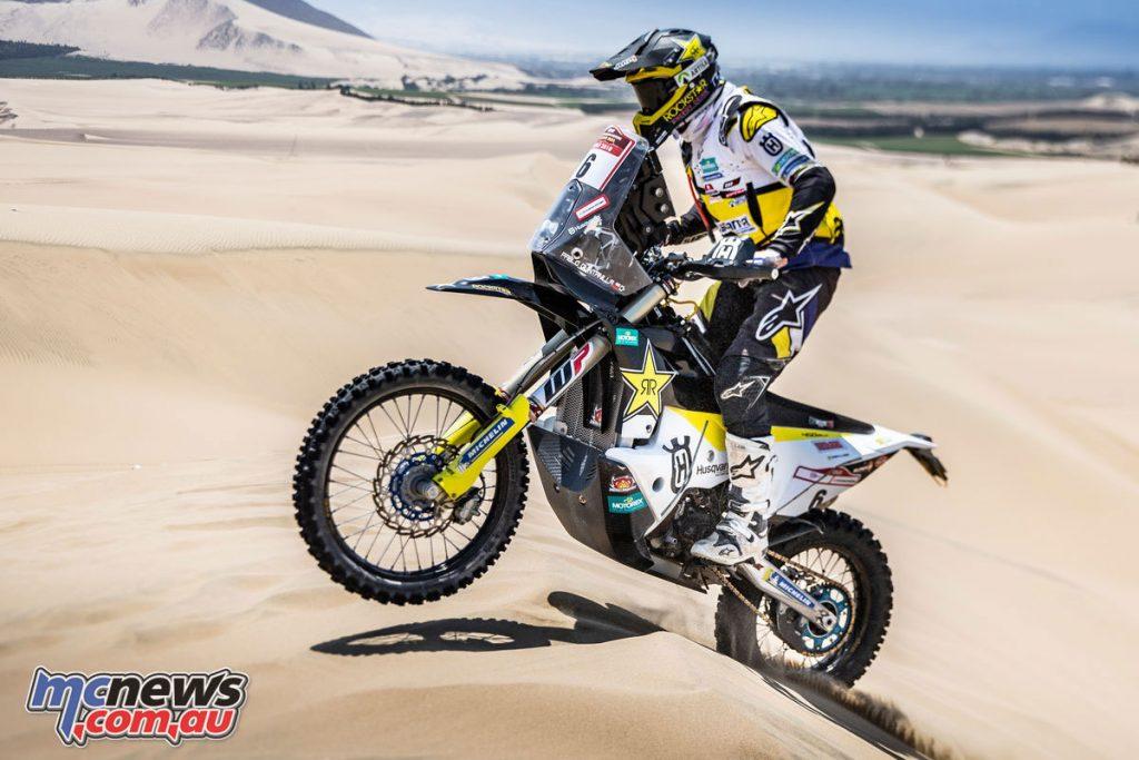 Pablo.Quintanilla Rockstar Energy Husqvarna Factory Racing Desafio Inca
