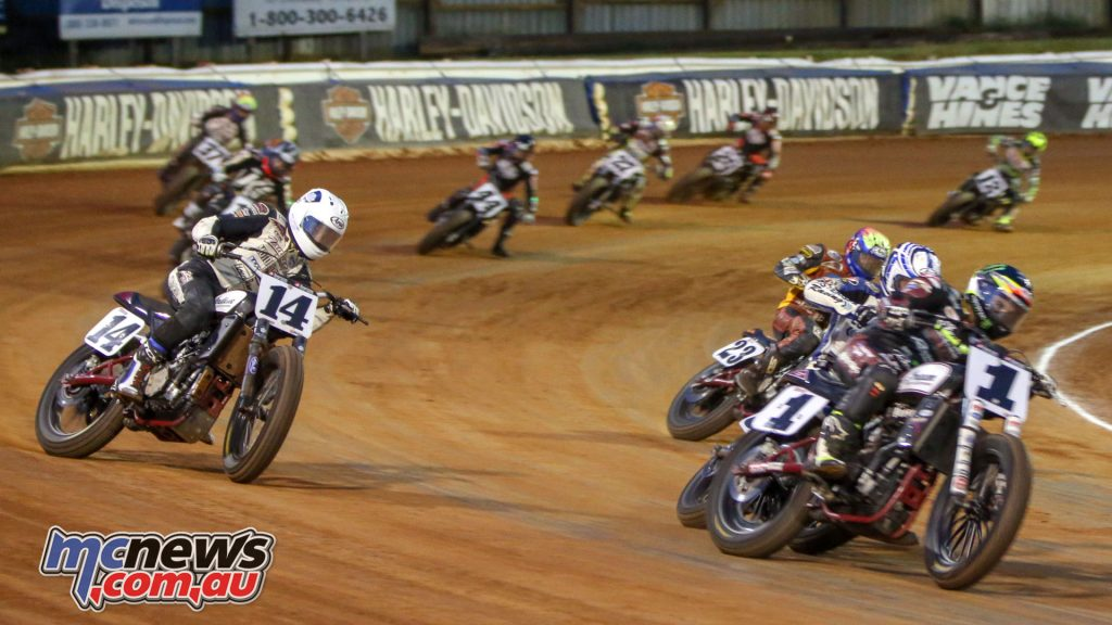 AFT Williams Grove Half Mile Jared Mees ERV