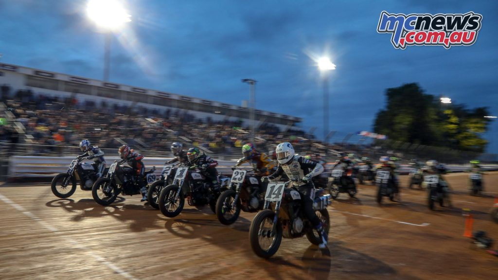 AFT Williams Grove Half Mile Twins Start FA