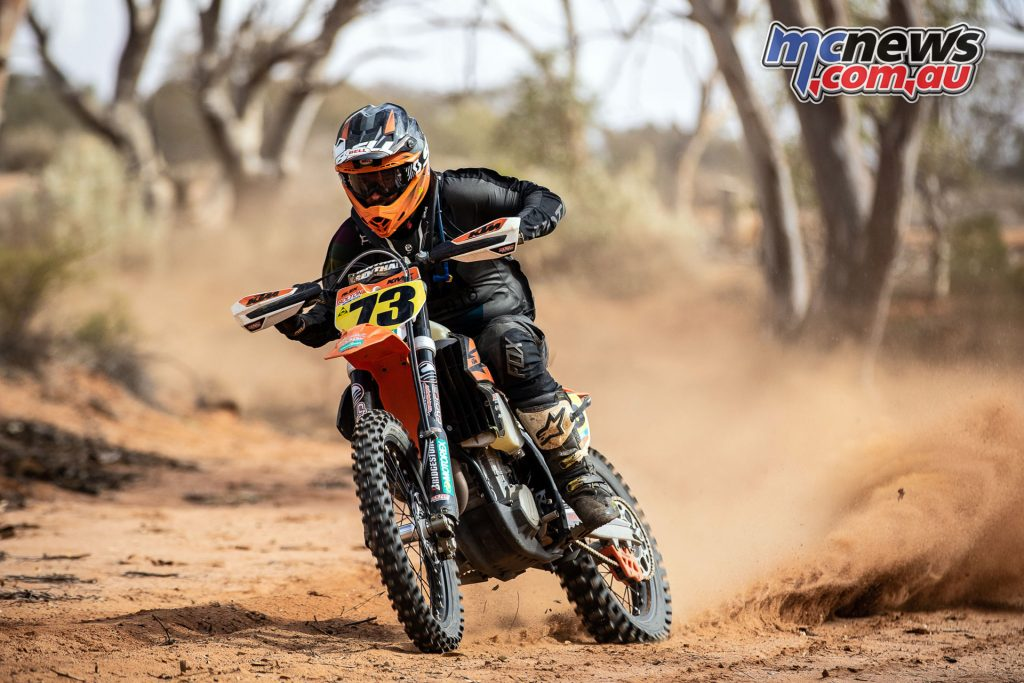 AORC Broken Hill Rnd Alex Bolton