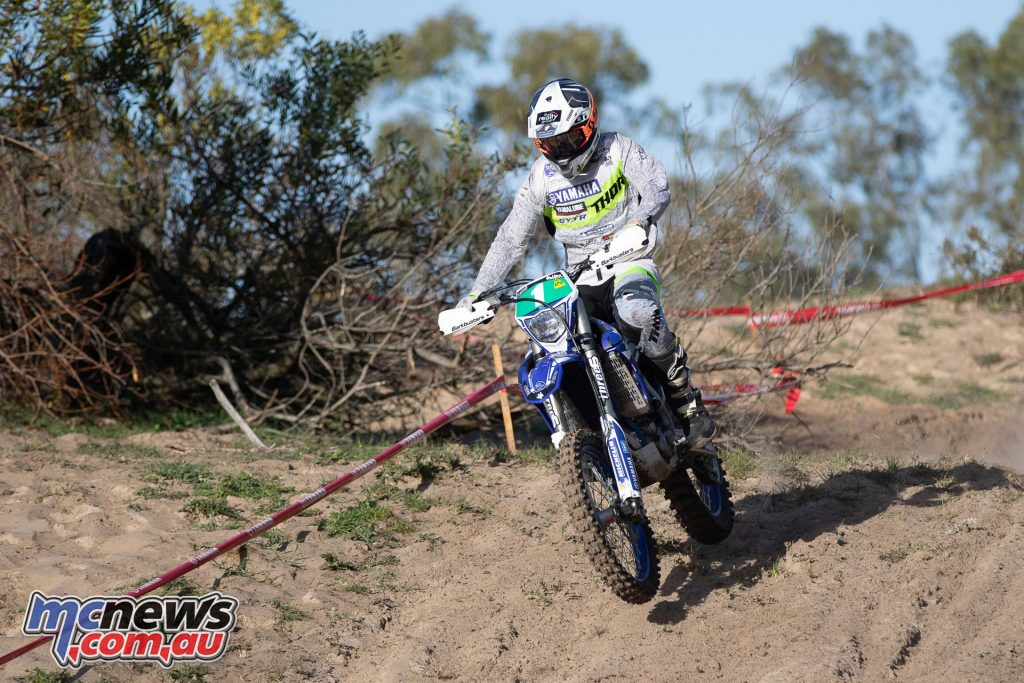 AORC Rnd Kingston EJ Michael Driscoll